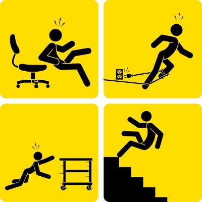 | Quando se deve comunicar um acidente de trabalho à autoridade? |