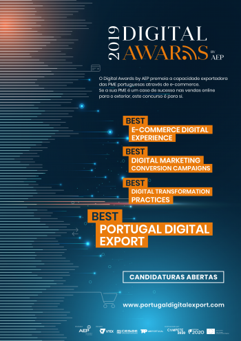 Atenção | Concurso 2019 Digital Awards by AEP |